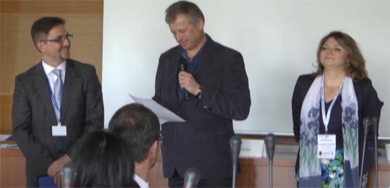 Konferencja naukowa w Starostwie Powiatowym
