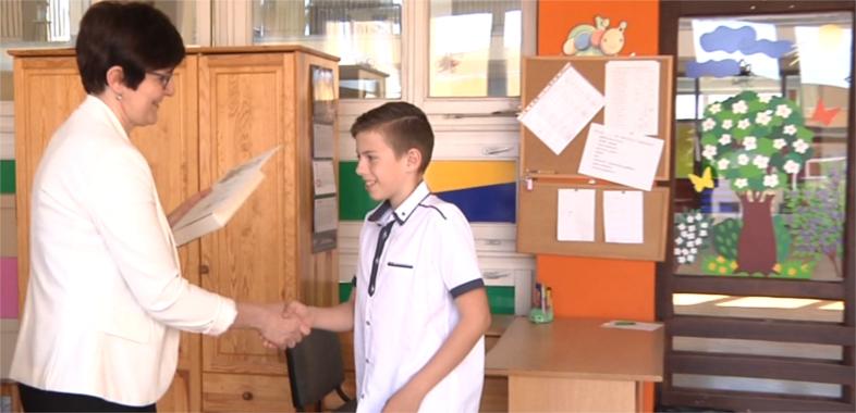 Finał Konkursu Polonistycznego i Ortograficznego w Łasku