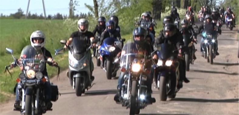 III Piknik motocyklowy w Sędziejowicach