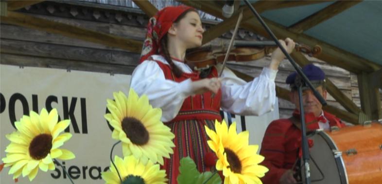 XVI Spotkania Folklorystyczne na sieradzkim skansenie