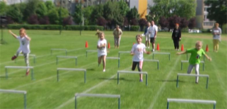 Igrzyska sieradzkich przedszkolaków