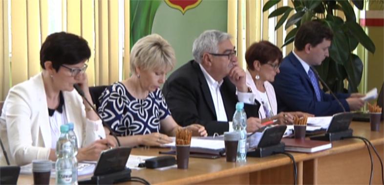 XXXIII Sesja Rady Miejskiej w Łasku