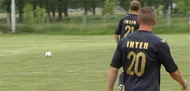 Mecz Inter Sieradz-Woźniki vs Amatorzy Zapolice
