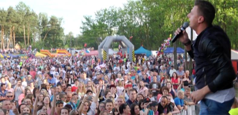 Festiwal Mleka i Miodu Burzenin 2017