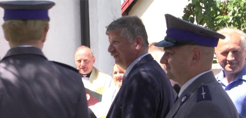 Policyjny Punkt Przyjęć Interesantów w Burzeninie