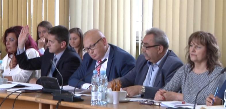 XXXVIII Sesja Rady Powiatu Łaskiego