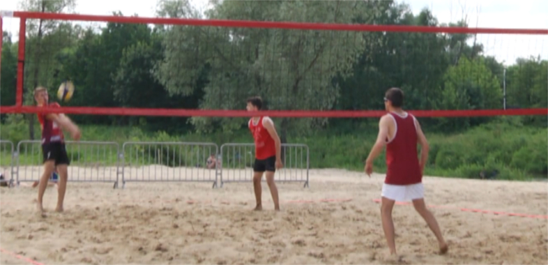 Turniej Siatkówki Plażowej w Sieradzu