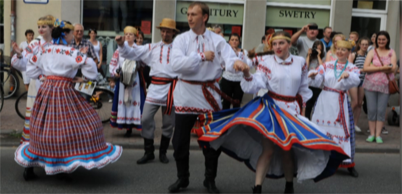 Folklor Świata niebawem w Zduńskiej Woli
