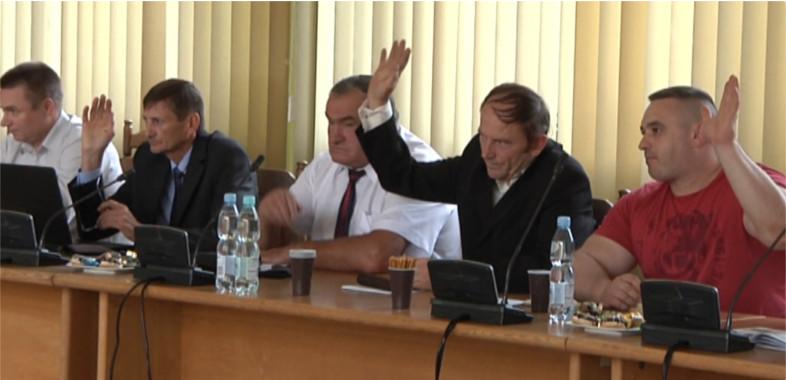 XXXV Sesja Rady Miejskiej w Łasku