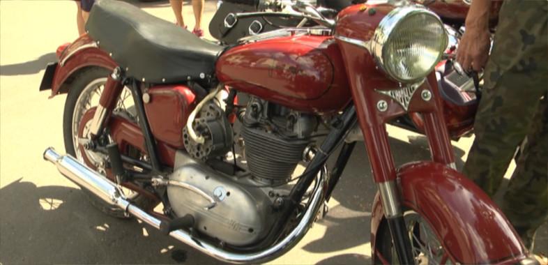 II Piknik Motocyklowy w Sieradzu