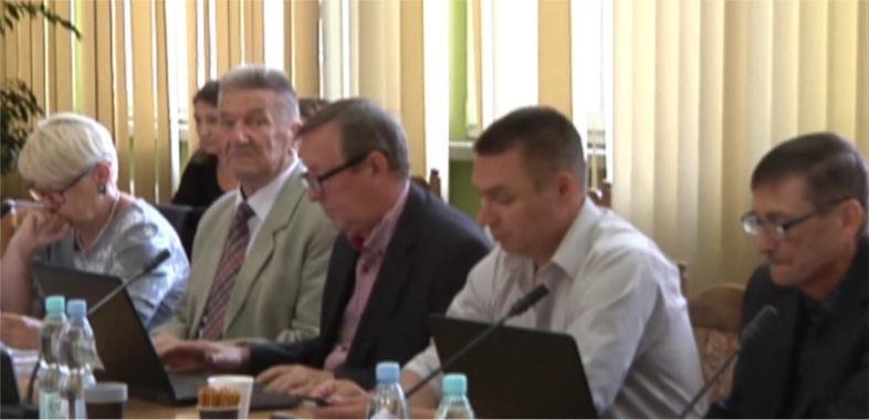 34. Sesja Rady Miejskiej w Łasku