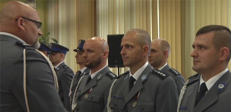 Święto Policji w Łasku