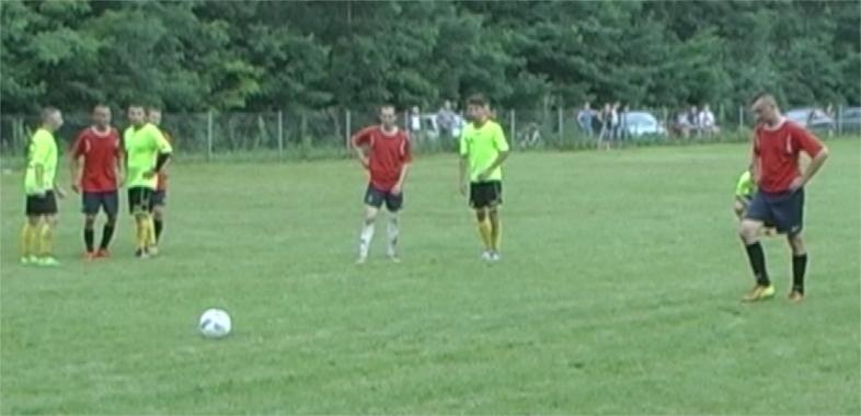 Mecz LKS Pyszków – LGKS Charłupia Mała