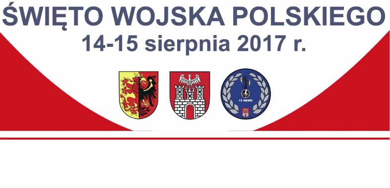 Święto Wojska Polskiego – ogłoszenie