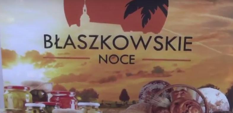Błaszkowskie Noce 2017 – ogłoszenie