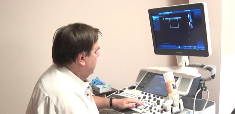 Nowy sprzęt medyczny w sieradzkim szpitalu