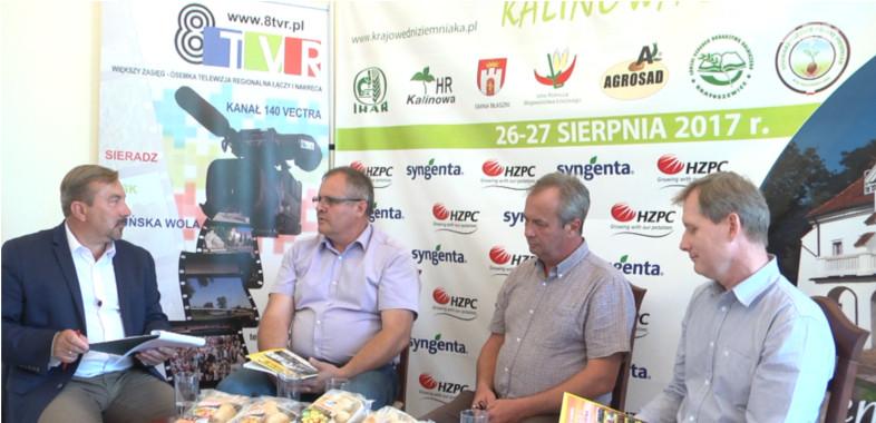 Wieści Regionalne – Krajowe Dni Ziemniaka Kalinowa 2017