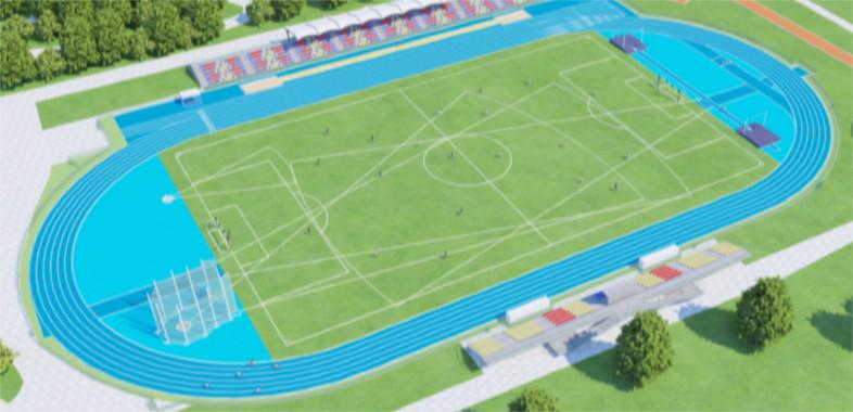Trybuny na sieradzkim stadionie już wkrótce