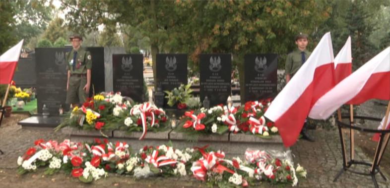 Obchody 78 rocznicy wybuchu II wojny światowej w Łasku