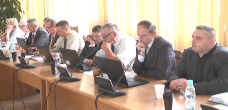XXXVI Sesja Rady Miejskiej w Łasku