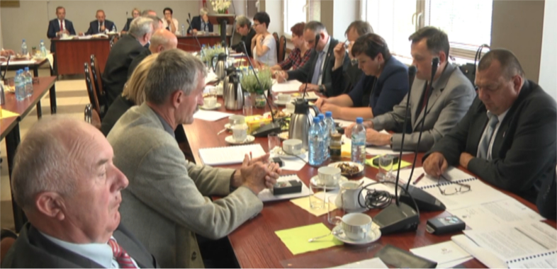 41. Sesja Rady Miasta w Sieradzu