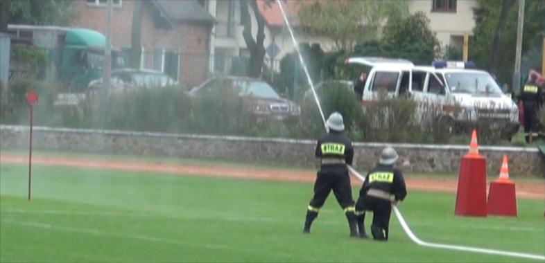 Zawody pożarnicze w Strumianach