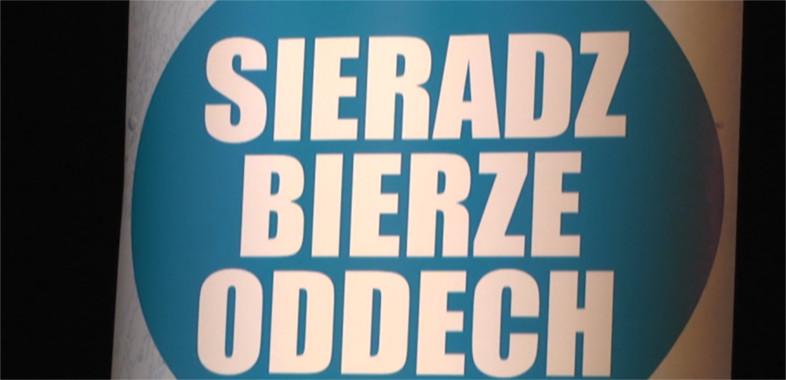 """Konferencja """"Sieradz bierze oddech"""""""