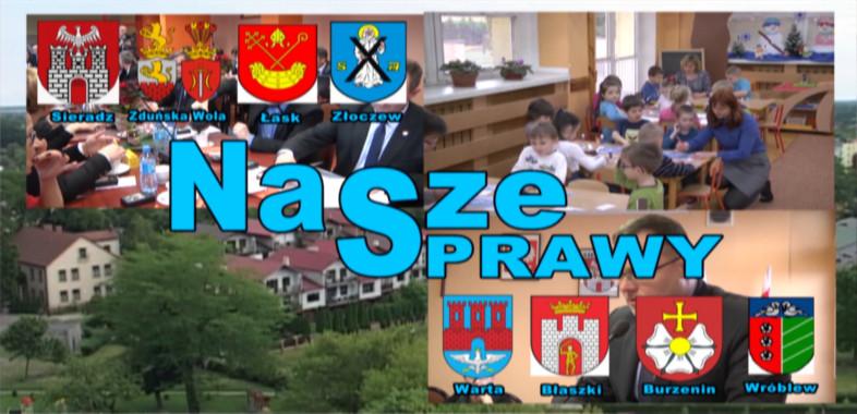 Nasze sprawy – rozmowa z prezydentem Sieradza Pawłem Osiewałą