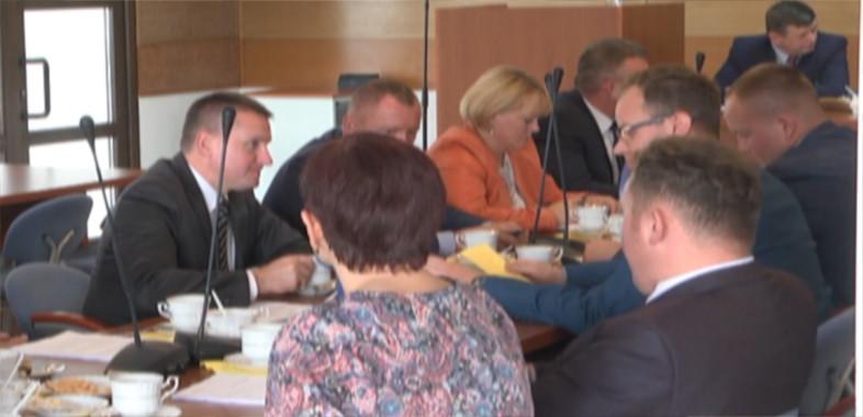 XXXIX Sesja Rady Powiatu Sieradzkiego