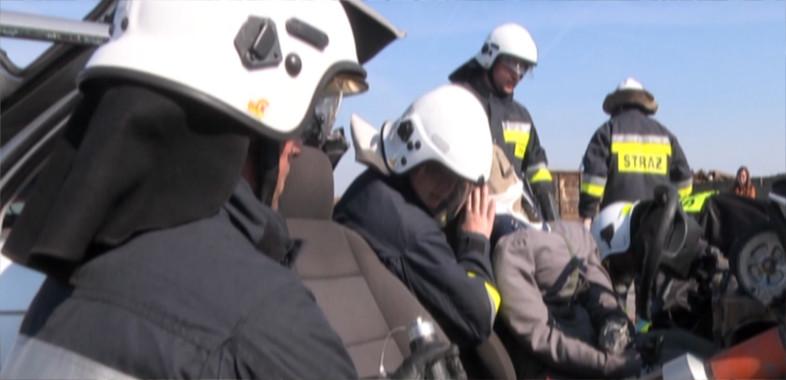 Szkolenia dla strażaków