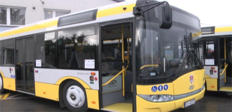 Nowe autobusy na ulicach Sieradza
