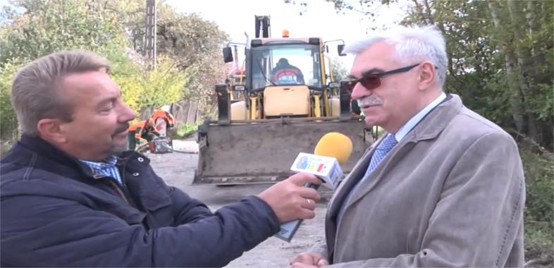 Wieści Regionalne – Rozmowa z Burmistrzem Łasku