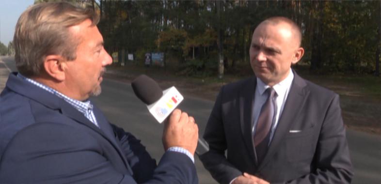 Wieści Regionalne – Rozmowa z wójtem Burzenina Jarosławem Janiakiem