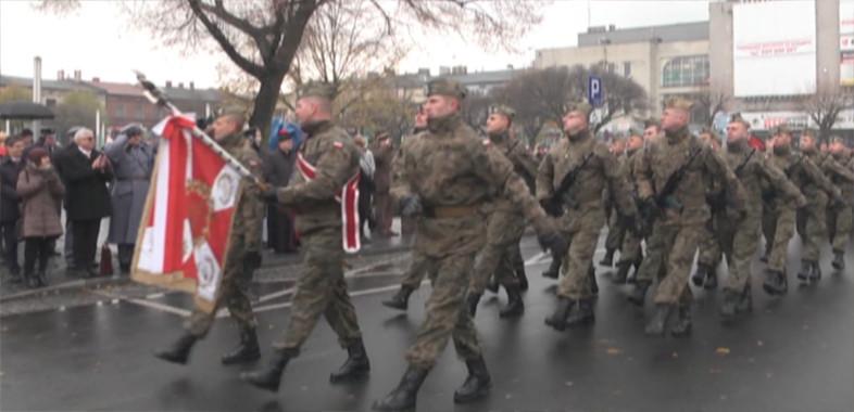 Święto Niepodległości w Łasku