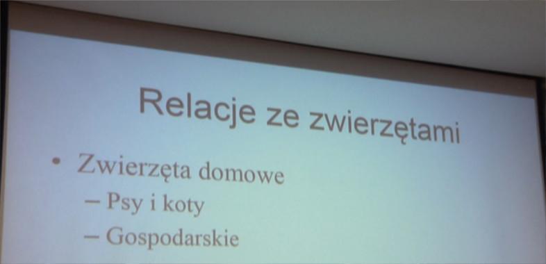 Spotkanie z Andrzejem Kruszewiczem