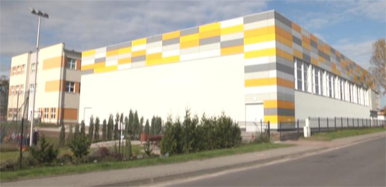 Otwarcie hali sportowej w Buczku