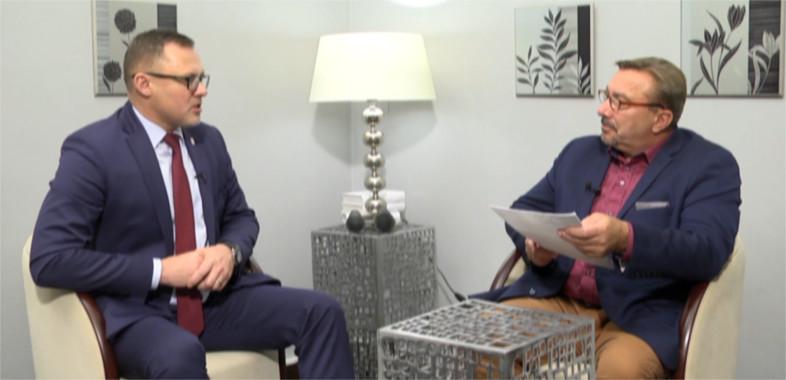 Nasze Sprawy – rozmowa z prezydentem Pawłem Osiewałą