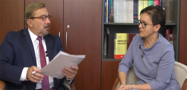 Nasze sprawy – rozmowa z naczelnik Urzędu Skarbowego w Sieradzu Izabelą Kuciapą