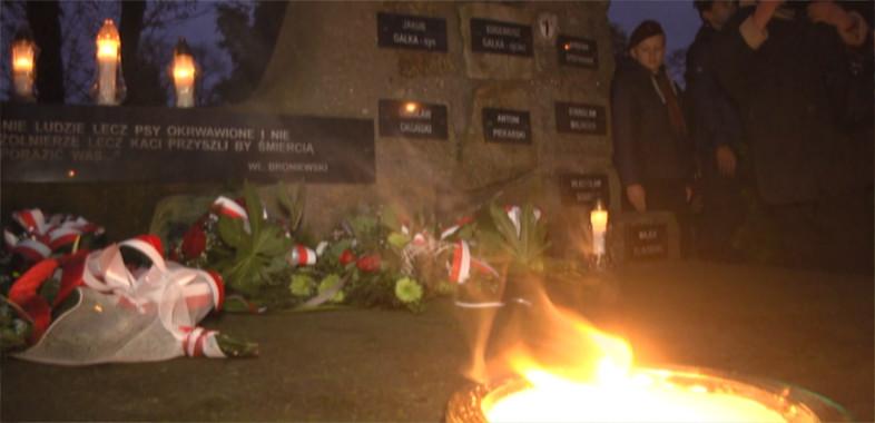 78. rocznica rozstrzelania Sieradzkich Zakładników