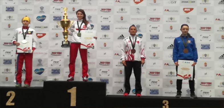 Karolina Kubiak z Łasku Mistrzynią Świata