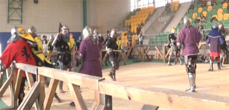 Walki rycerskie w Sieradzu