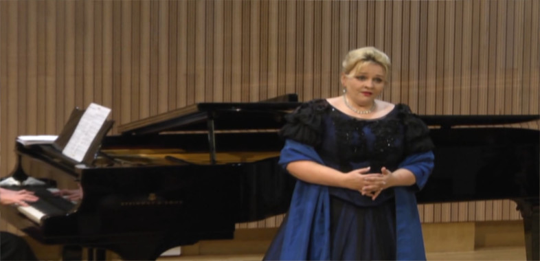 Koncert Danuty Dudzińskiej