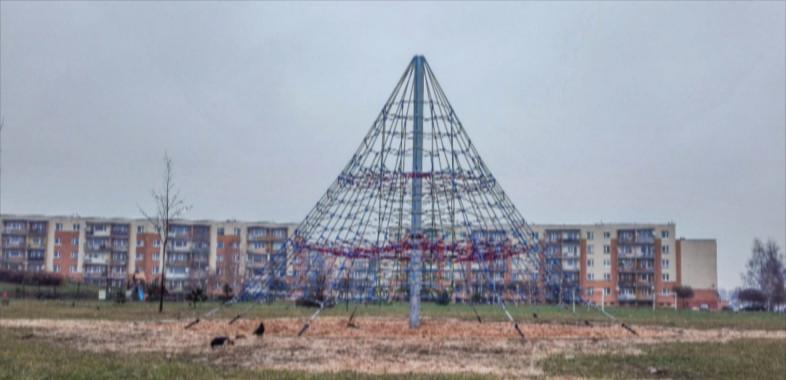 Nowa atrakcja na osiedlu Klonowe