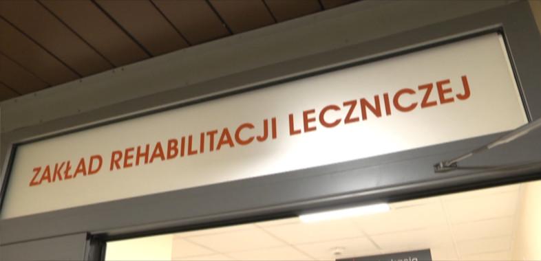 Modernizacja Zakładu Rehabilitacji Leczniczej