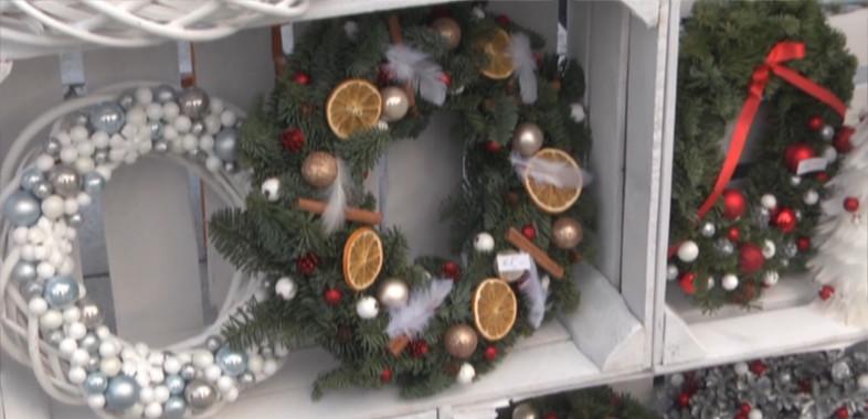 Kiermasz Świąteczny w Łasku