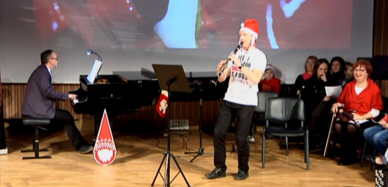 Mikołajki w Szkole Muzycznej
