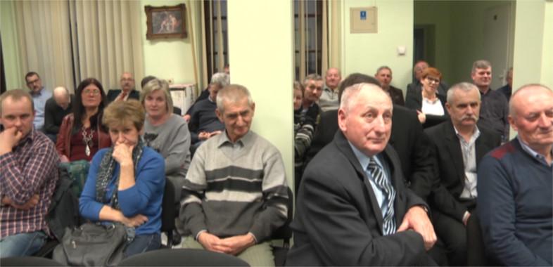 Spotkanie sołtysów w gminie Warta