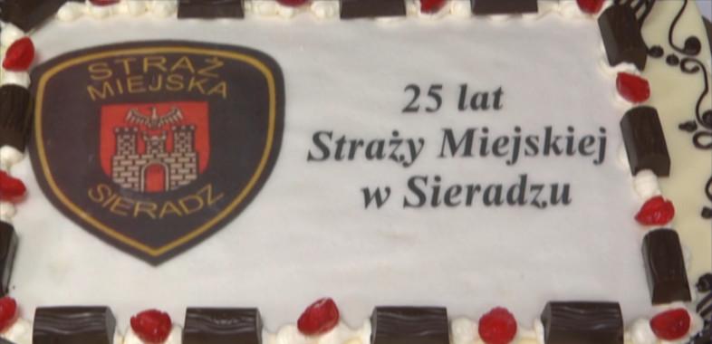 25 lat Straży Miejskiej w Sieradzu