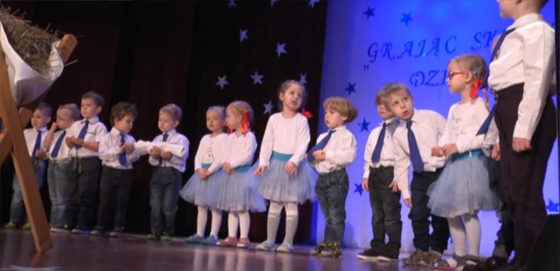 Koncert kolęd przedszkolaków z Łasku