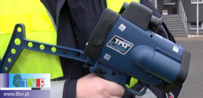 Nowy sprzęt dla sieradzkiej policji